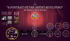"""Copy of """"A PORTRAIT OF THE ARTIST AS FILIPINO"""""""