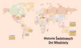 Historia Światowych Dni Młodzieży