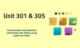 Unit 301 & 305