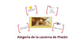 Alegoría de la caverna de Platón