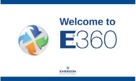 Welcome to E360
