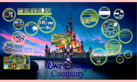 Copy of The Walt Disney Company S.A
