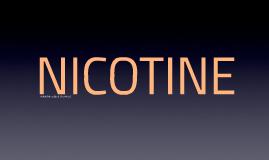 Copy of NICOTINE