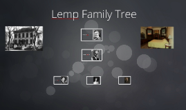 Copy of Lemp Family Tree
