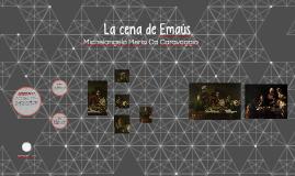 Copy of La cena de Emaús