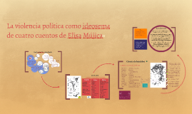 La violencia política como ideosema en cuatro cuentos de Eli