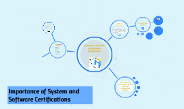 Importance of System and Software Certifications