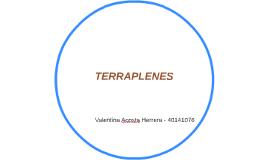 TERRAPLENES