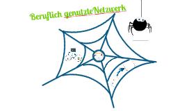 Beruflich genutzte Netzwerke