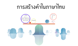 การสร้างคำในภาษาไทย