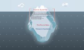 Práctica: Principio de Arquimedes.