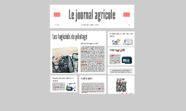 Le journal agricol