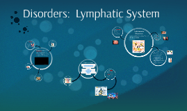 Lymph Disorders