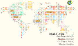 Copy of Ozone Layer