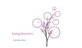 Wellness- Eating Disorders