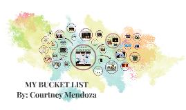 My Bucket List - Life Span Portfolio