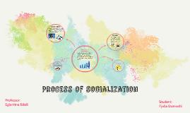 ProCess of socialization