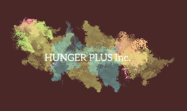 HUNGER PLUS Inc.