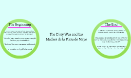 The Dirty War and Las Madres de la Plaza de Mayo