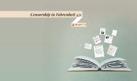 Copy of Censorship in Fahrenheit 451
