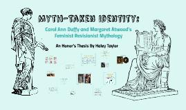 Myth-Taken Identity:
