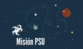 Misión PSU
