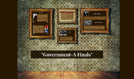 """Government-A Finals"""