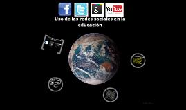 Uso de las Redes Sociales en la educación
