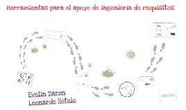 Copy of Herramientas para apoyar ingeniería de requisitos