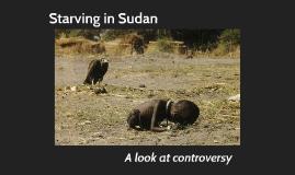 Starving in Sudan