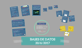 Clase BASES DE DATOS