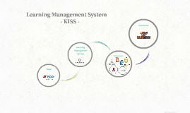 Learning Managament System - KISS