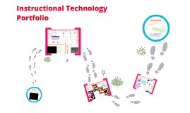 Instructional Technology Portfolio