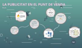LA PUBLICITAT EN EL PUNT DE VENDA