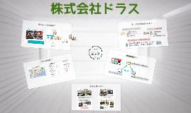 株式会社ドラス会社説明201306