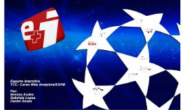 TCC - Curso Web Analytics/ESPM - Esporte Interativo