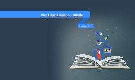 Kim Fupz Aakeson - Vitello