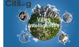 Solutions pour villes intelligentes