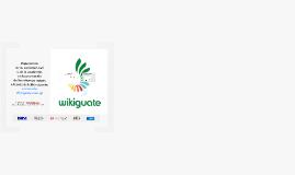 Experiencia  de la sociedad civil  y de la academia,  en la promoción  de los idiomas mayas a través del ciberespacio:  el caso de  Wikiguate.com.gt