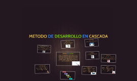 Copy of METODO DE DESARROLLO EN CASCADA