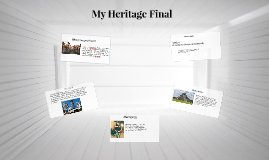 My Heritage Final