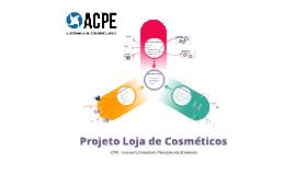 Copy of Plano de Negócio Projeto Loja de Cosméticos