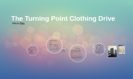 The Turning Point Clothing Drive