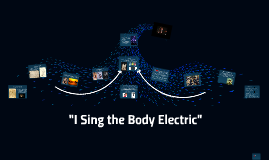 whitmans i sing the body electric Discussion of themes and motifs in walt whitman's i sing the body electric enotes critical analyses help you gain a deeper understanding of i sing the body electric so you can excel on your essay .