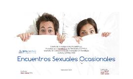 Encuentros Sexuales Ocasionales