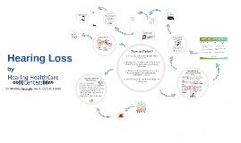 Hearing Loss AND New Tech