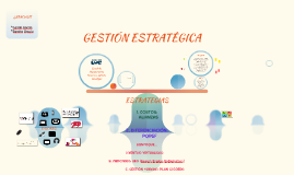 GESTIÓN ESTRATEGICA
