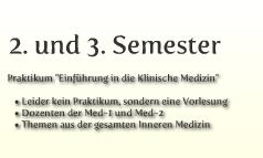 2.&3. Semester