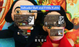 Copy of Frida Kahlo and Salvador Dali