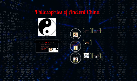Copy of philosophies of ancient china